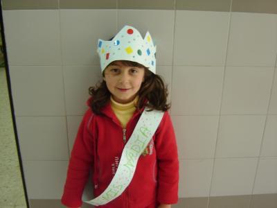 El cumpleaños de Nadia.