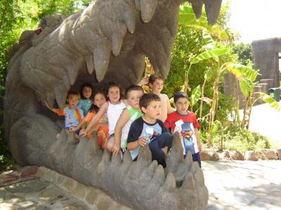 ¡Que disfrute en Isla Mágica!
